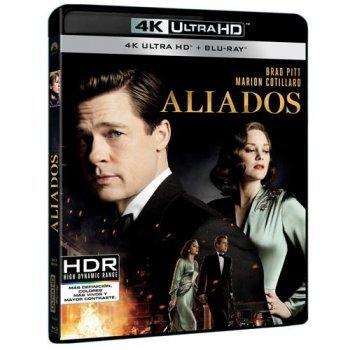 Aliados (UHD + Blu-Ray)
