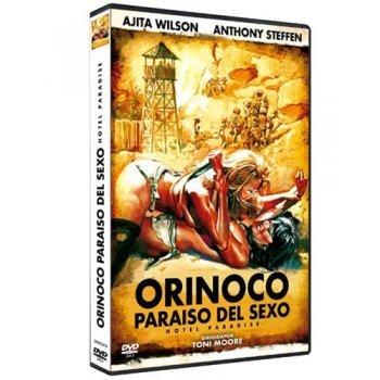 DVD-ORINOCO PARAISO DEL SEXO