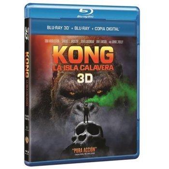 Kong: La Isla Calavera (Blu-Ray + 3D)