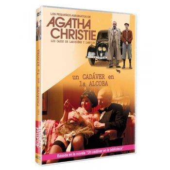 Agatha Christie: Un cadáver en la alcoba - DVD