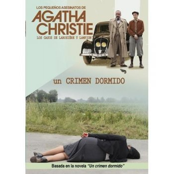 Agatha Christie: Un crimen dormido - DVD