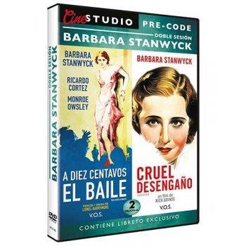 DVD-PACK BARBARA STANWYCK