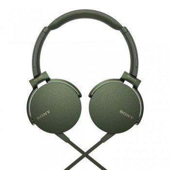 Auriculares Sony MDR-XB550APG Verde