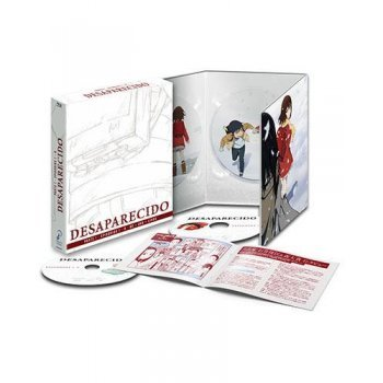 Desaparecido Parte 1 (Blu-Ray, Ed. coleccionista + DVD + libro, episodios 1-6)