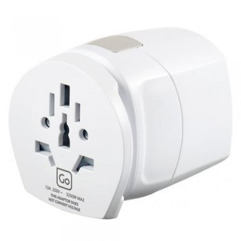 Adaptador GoTravel enchufe universal