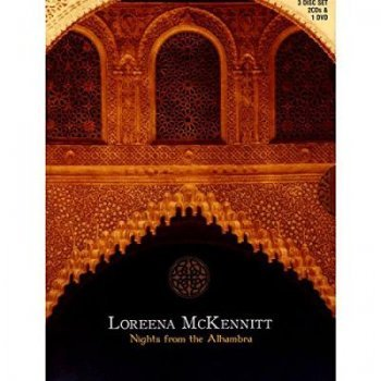 Cd+dvd-nights from the alhambra-lor