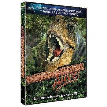 DVD-DINOSAURIOS ALIVE
