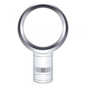 Ventilador de mesa Dyson AM06 Blanco-Plata