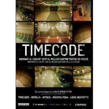 Timecode: Cortometrajes de Juanjo Giménez - DVD