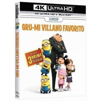 Gru: Mi Villano Favorito (UHD + Blu-Ray)