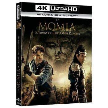 La momia: la tumba del emperador dragón (UHD + Blu-Ray)