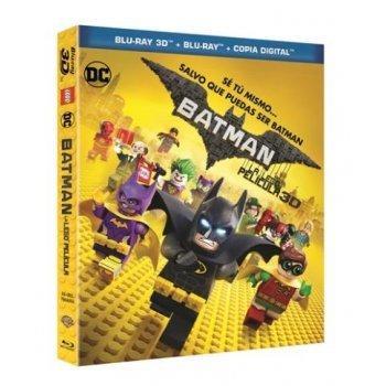 Batman: la LEGO® película (Blu-Ray + 3D)