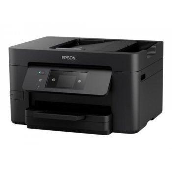 Impresora 4 en 1 Epson WorkForce Pro WF-3725DWF Negro