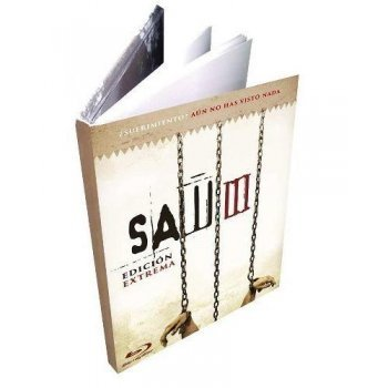 Saw III Edicion Extrema (Ed. Limitada) [Blu-ray]