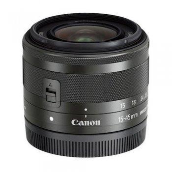 Objetivo Canon EF-M15-45 mm F3.5-5.6 IS STM Negro