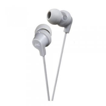Auriculares de botón JVC HA-FX10  gris