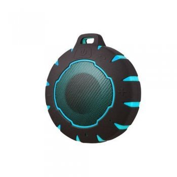 Altavoz Bluetooth Sunstech SPBTAQUA Azul
