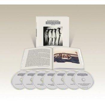 Box El mundo por los pies (6 CD + DVD + Libro)