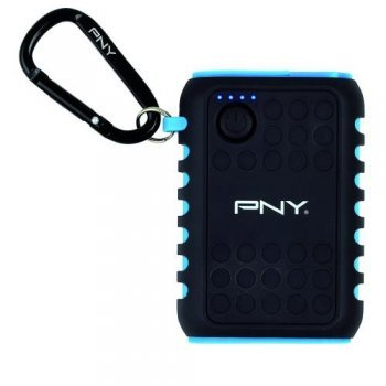 Powerbank PNY Outdooor 7800 Negro Azul