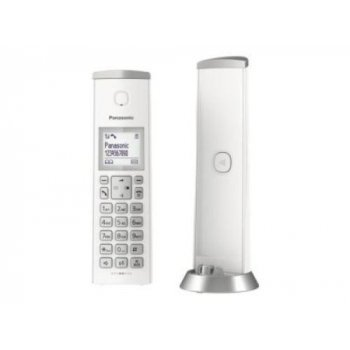 Teléfono inalámbrico Panasonic Dect KX-TGK210SP blanco