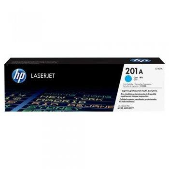 Tóner HP Laserjet 201A Cian