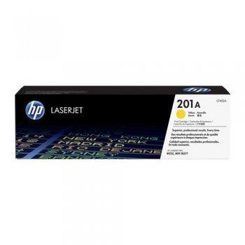 Tóner HP LaserJet 201A Amarillo