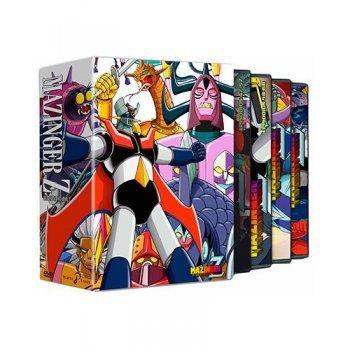 Mazinger Z - Box 2 - DVD