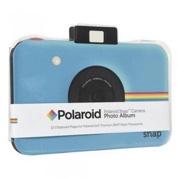 Álbum de fotos Polaroid Snap Touch Azul
