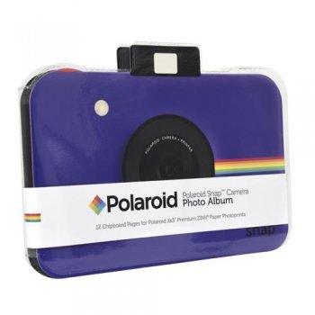 Álbum de fotos Polaroid Snap Touch Morado