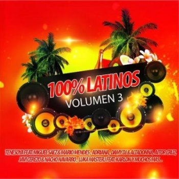 100% latinos Vol. 3