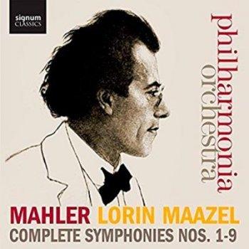 Mahler-integral sinf-maazel (15cd)