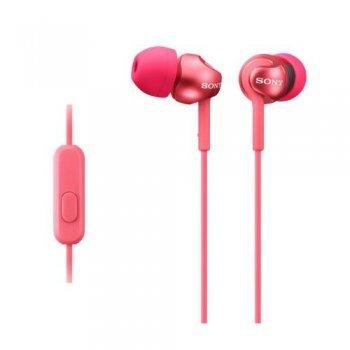 Auriculares Sony MDR-EX110AP Rojo