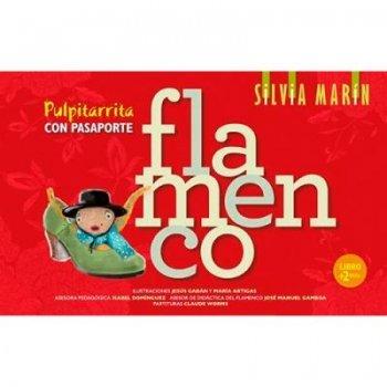 Dvd-con pasaporte flamenco +libro