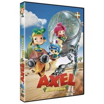 DVD-AXEL EL PEQUEÑO GRAN H.(EUSKERA
