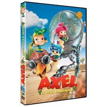 DVD-AXEL EL PEQUEÑO GRAN H.(CATALAN