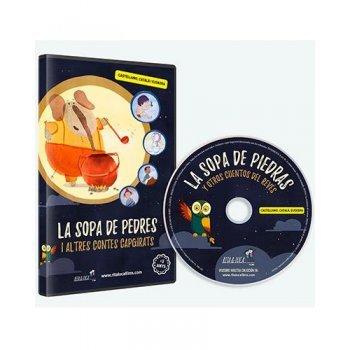 La sopa de pedres - DVD