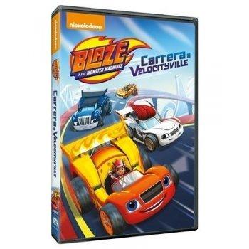 Blaze Y Los Monster Machines 6: Carrera A Velocityville