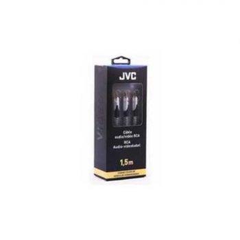 Cable RCA Macho - Macho JVC  1,5m