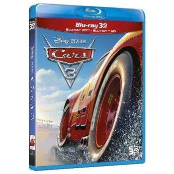 Cars 3 (Blu-Ray + 3D)