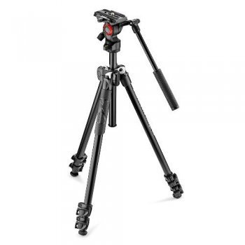 Trípode Manfrotto 290 Light con Rótula 2W