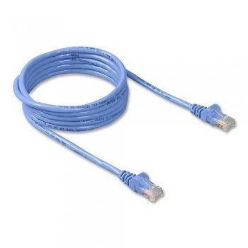 Cable Belkin RJ45 Cat 5e STP Azul 10m