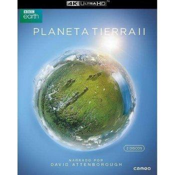 Planeta Tierra II (UHD + Blu-Ray)