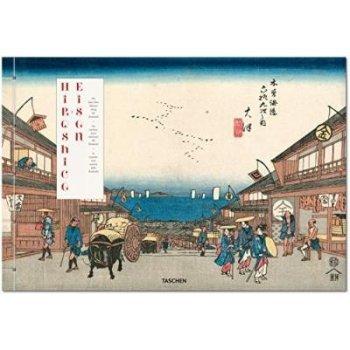 Hiroshige & Eisen. Las sesenta y nueve estaciones del Kisokaido