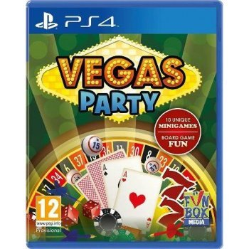 Vegas Party PS4