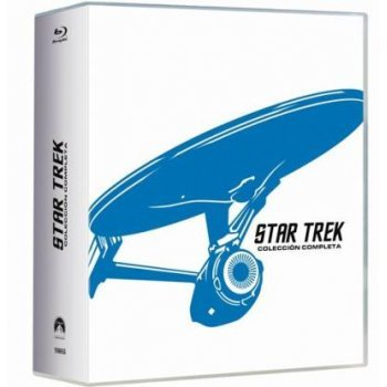 Pack Star Trek: Stardate Collection (10 películas) (Blu-Ray)