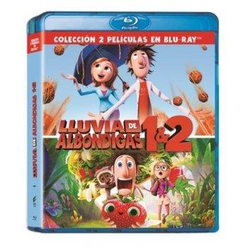 Pack Lluvia de albondigas 1 y 2 (Blu-Ray)