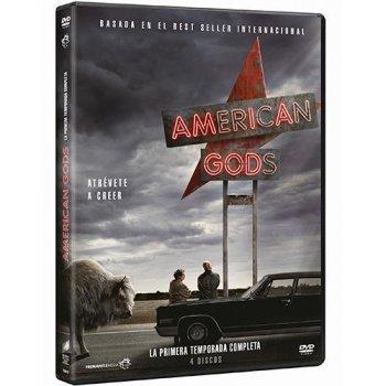 American Gods (Temporada 1)