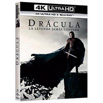 Drácula. La leyenda jamás contada - UHD + Blu-ray