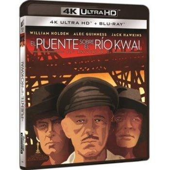 El puente sobre el río Kwai (UHD + Blu-Ray)