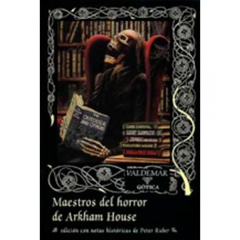 Maestros del horror de arkham house